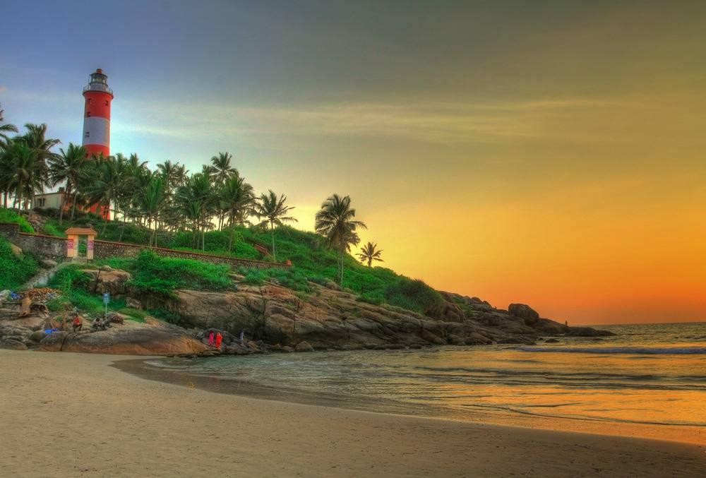 Indian beach tour