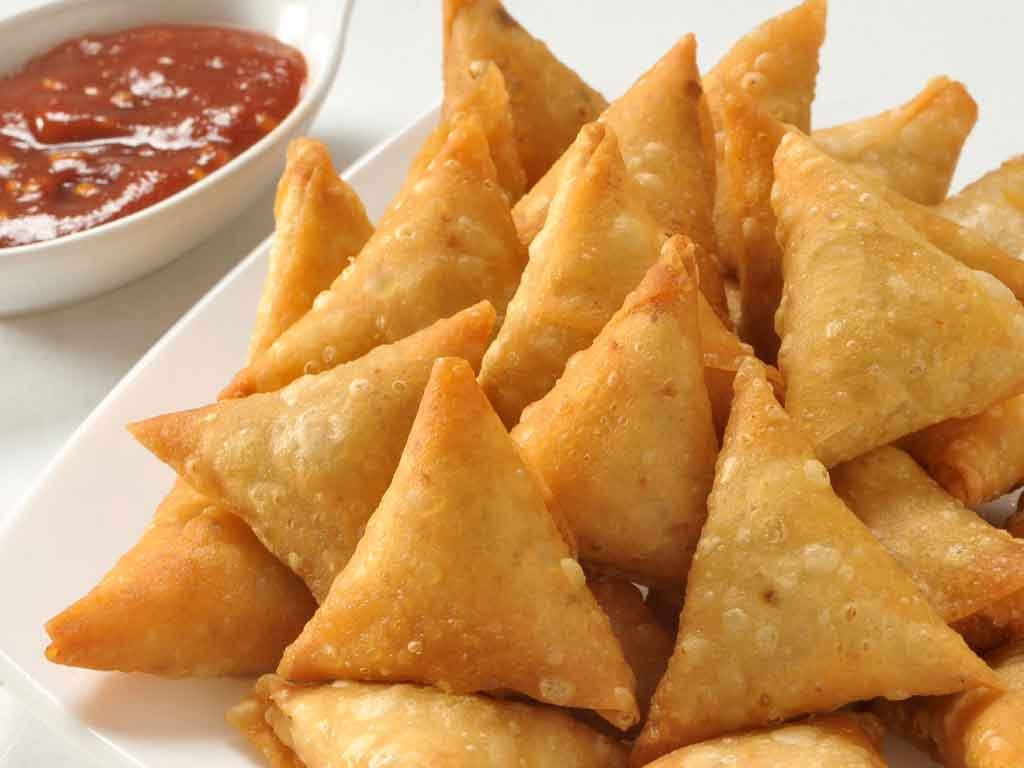 Samosa Indian Snacks