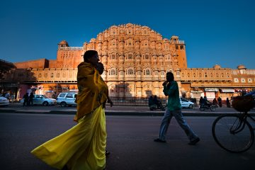 Traveling India for first time