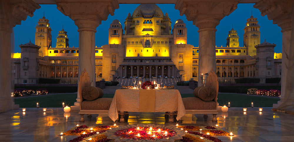 Taj Umaid Bhawan Palace