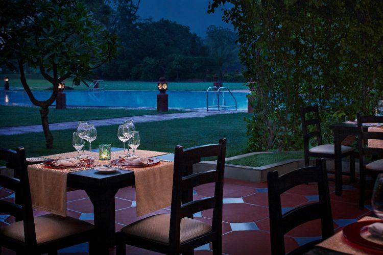 Giardino Italian Restaurant Jaipur