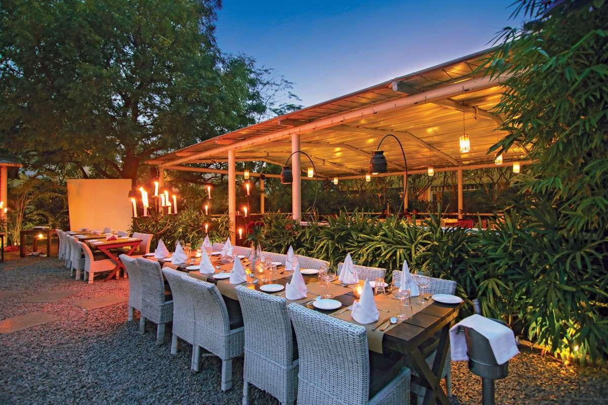 The Forresta Kitchen and Bar Jaipur