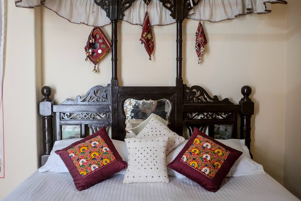 Home stay in India