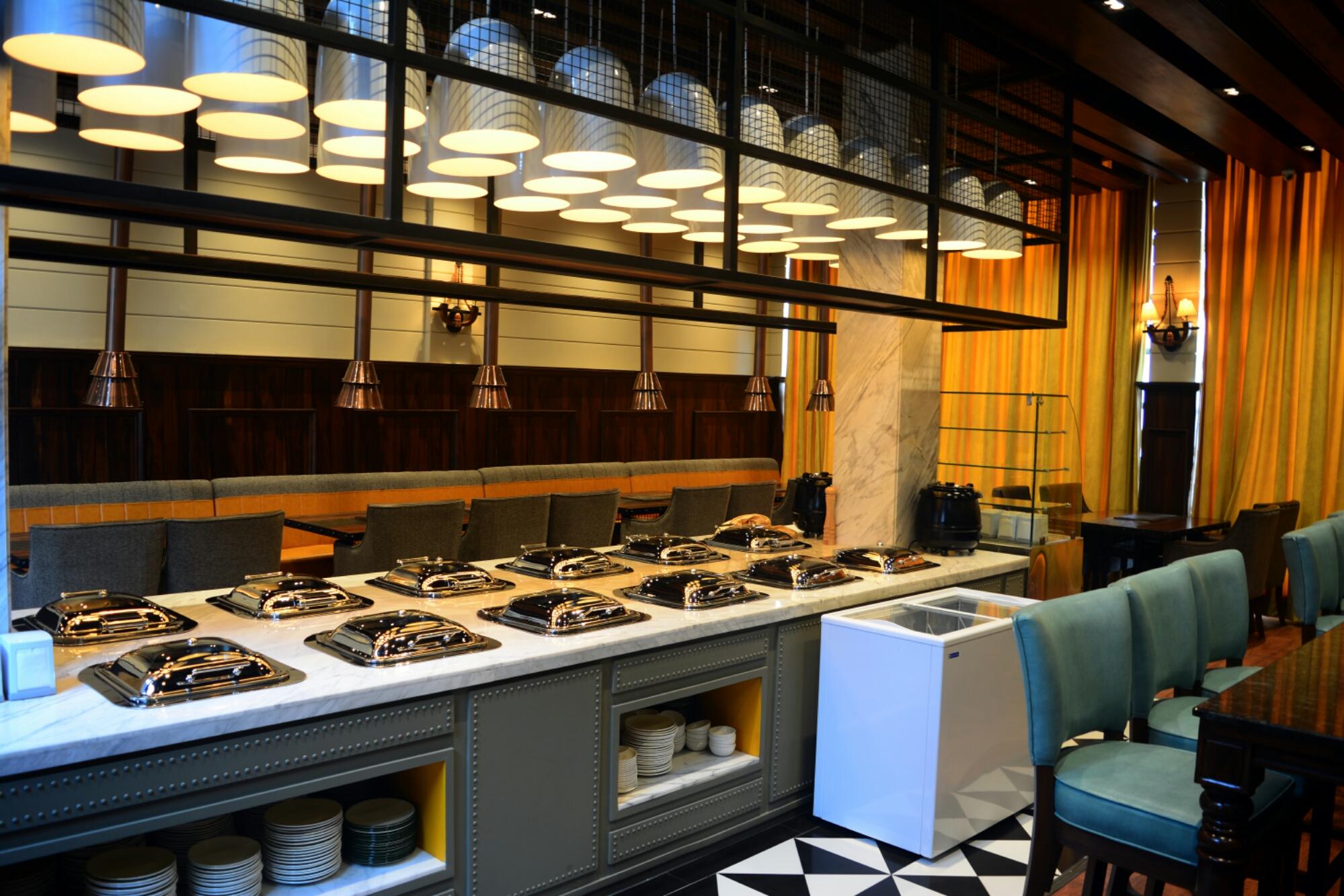 Restaurant Bon Barbecue agra