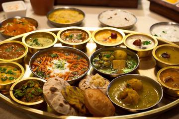 Restaurant in Agra