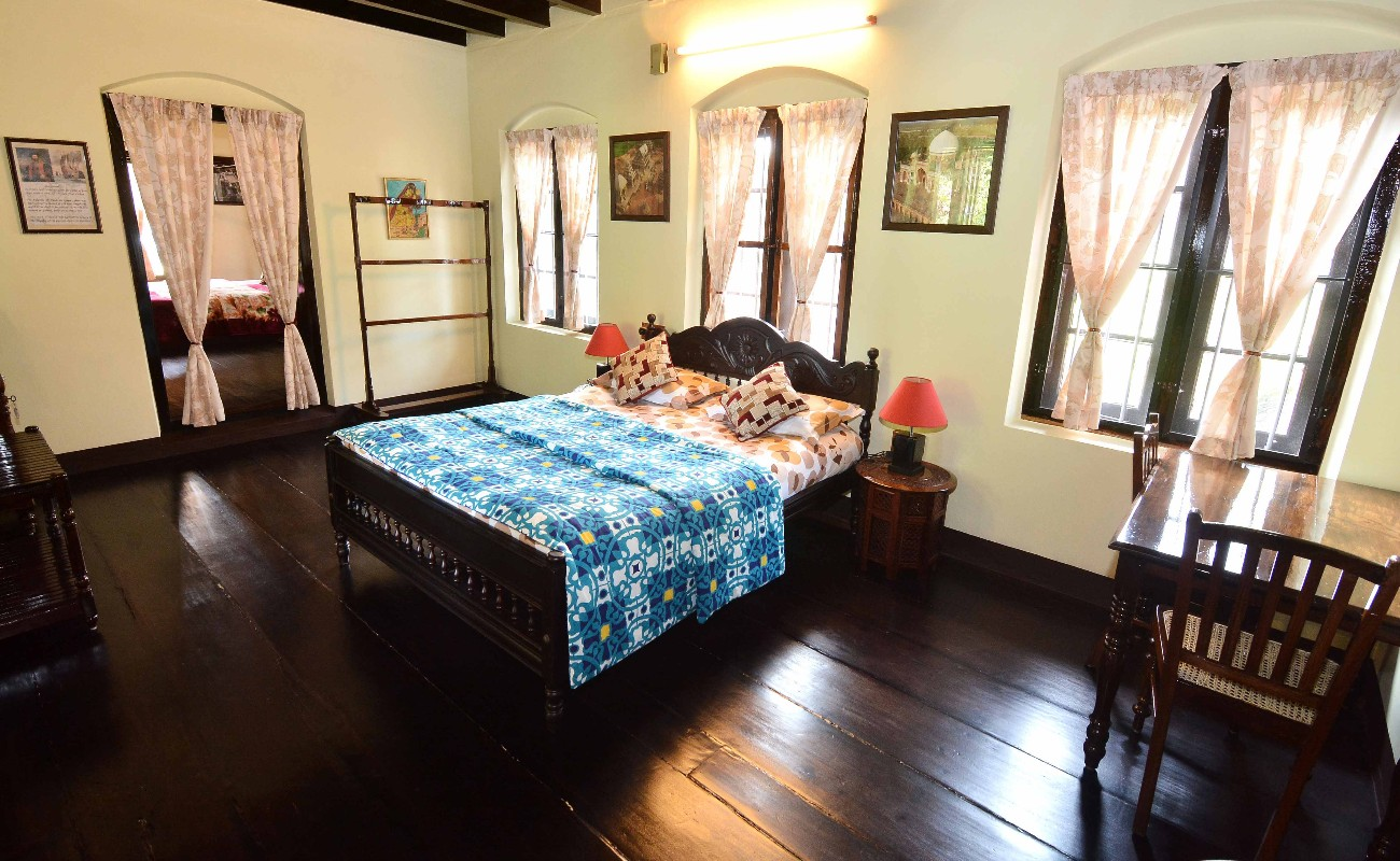 The Bungalow Heritage Homestay Kochi