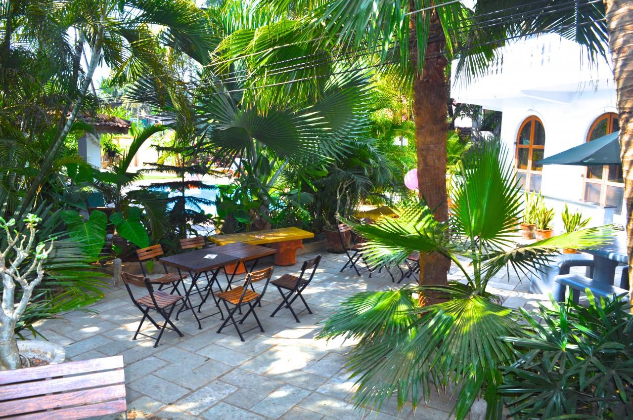 Homestay Casa da Praia Goa-1