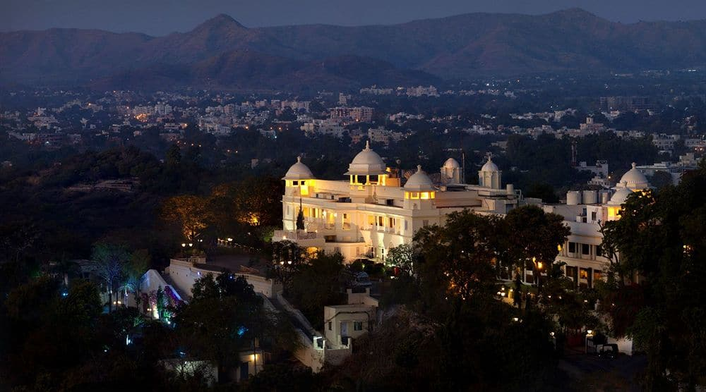The Lalit Laxmi Vilas palace heritage hotels in udaipur