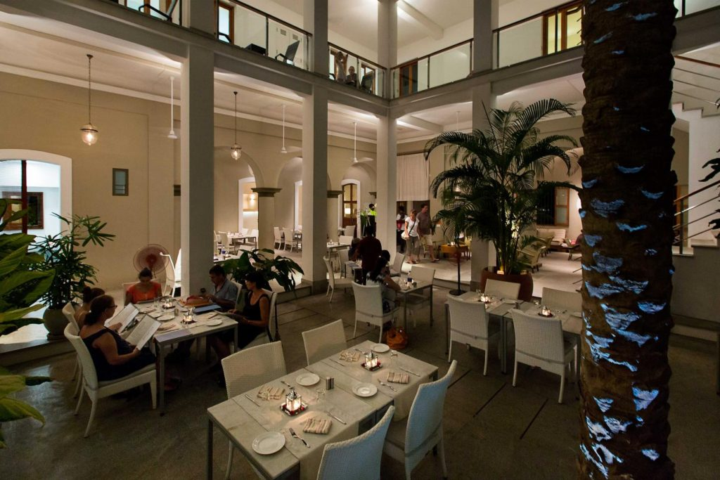 Restaurants in Puducherry