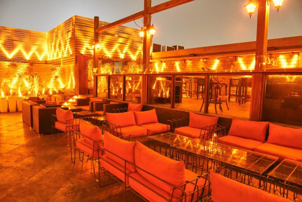 rooftop restaurants in Delhi 1