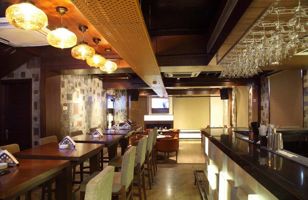rooftop restaurants in Delhi 7