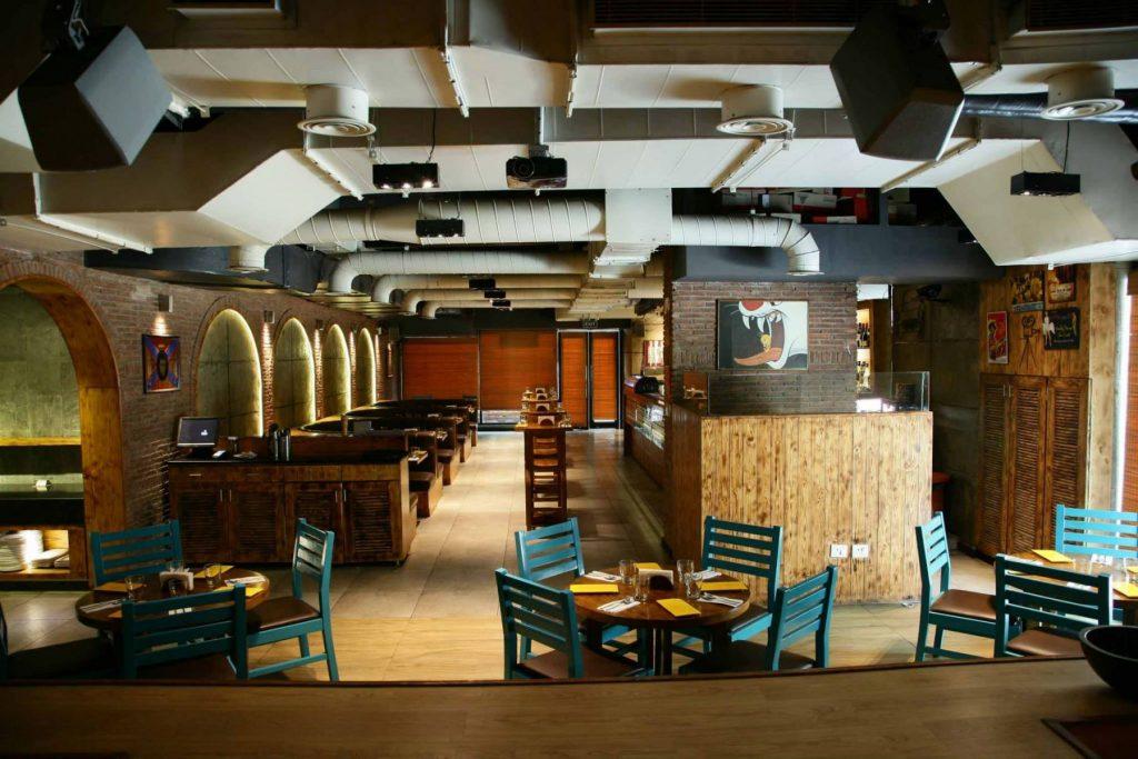 rooftop restaurants in Delhi 8