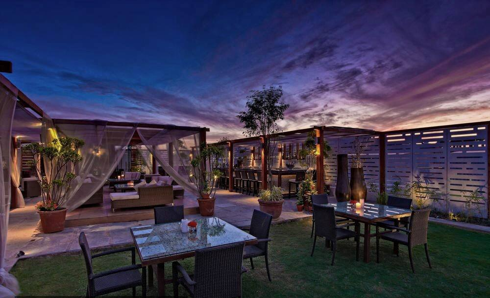 rooftop restaurants in Delhi 9