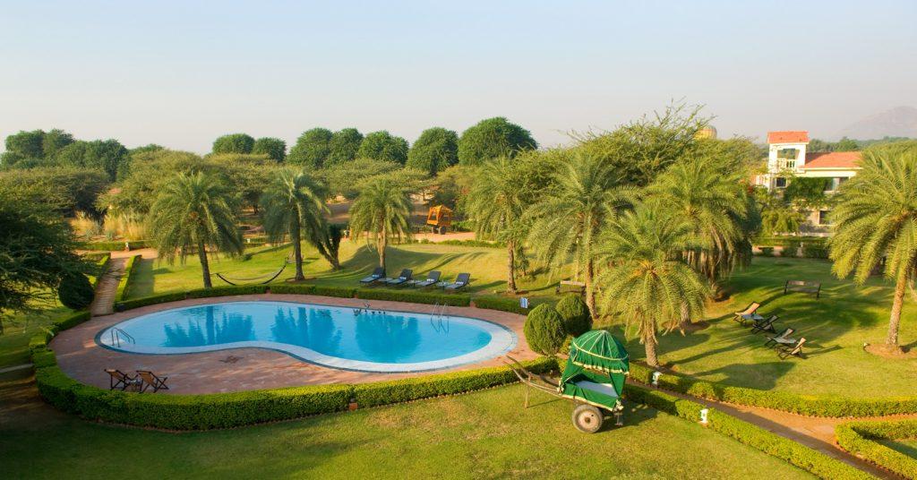 Resorts in Pushkar