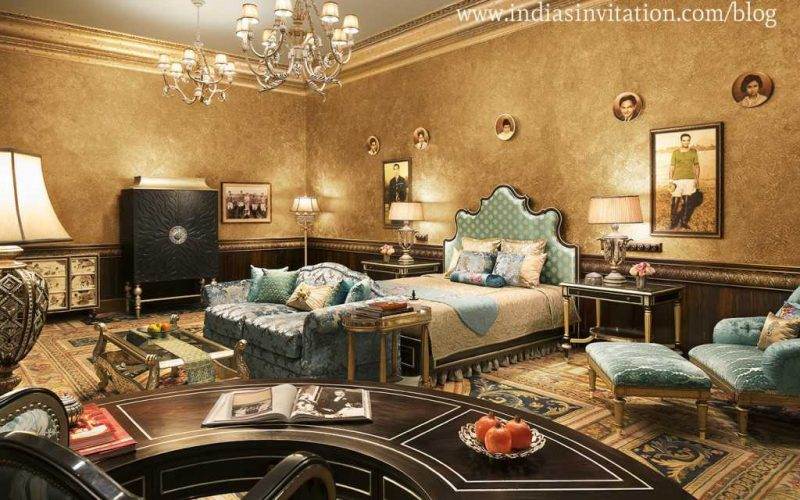 Sawai Man Singh Suite Royal Suite