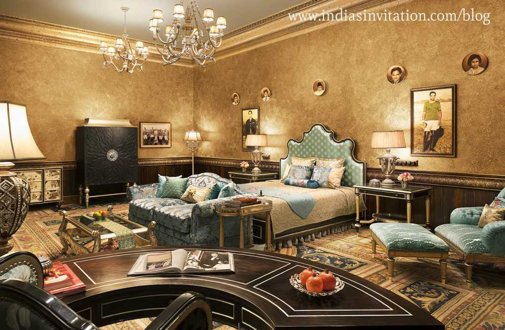 Sawai Man Singh Suite Royal Suite