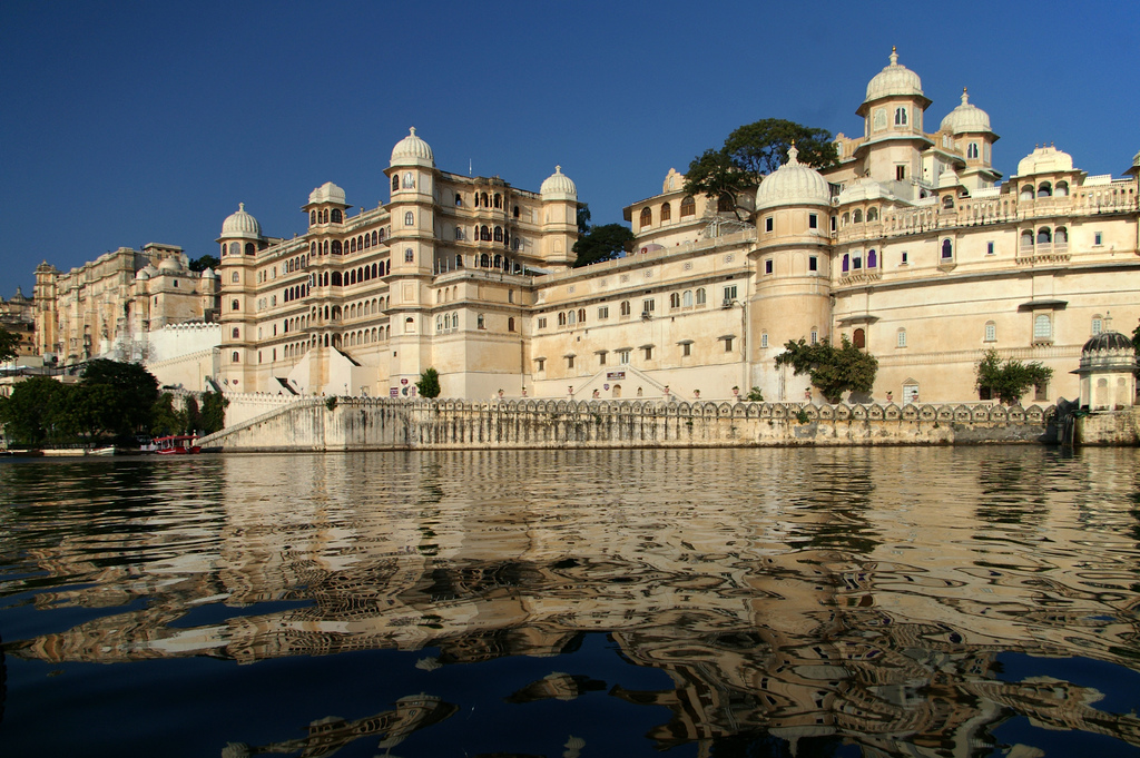City Palace - Udaipur