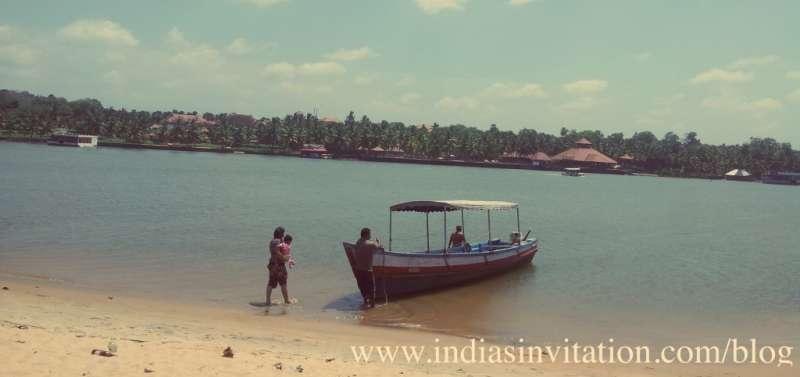 South India Trip Poovar Lake
