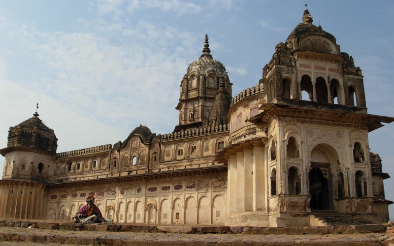 Orchha Tourism and Travel Guide
