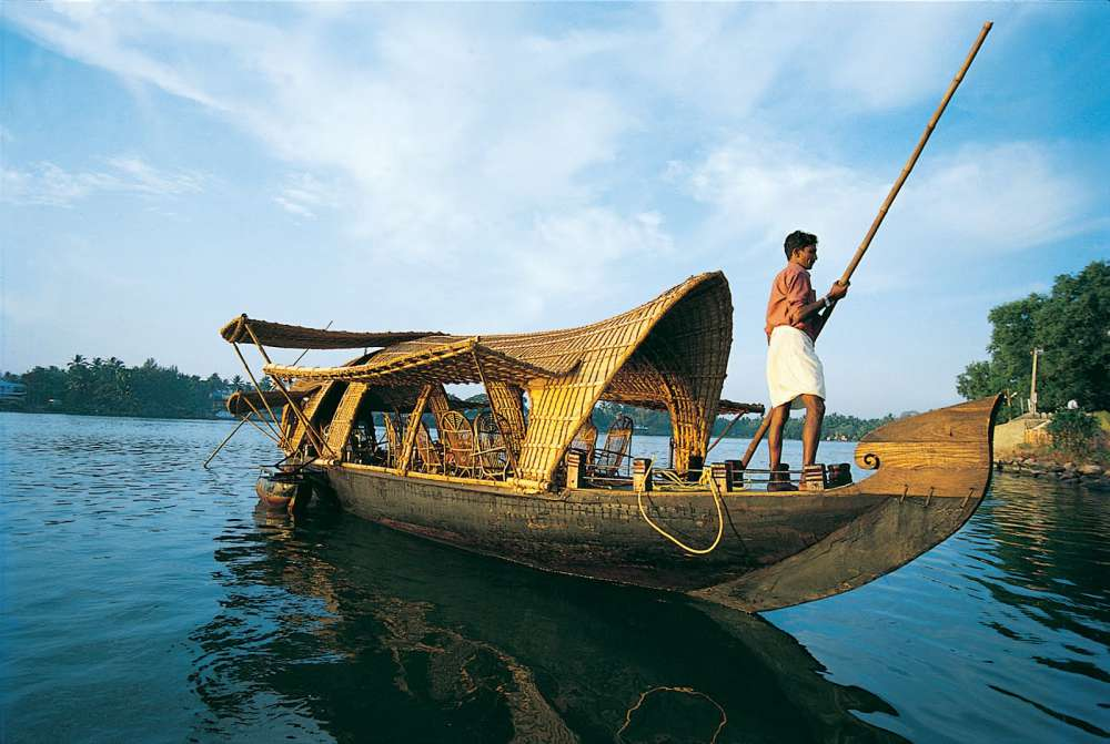 Backwaters Holidays In Kerala