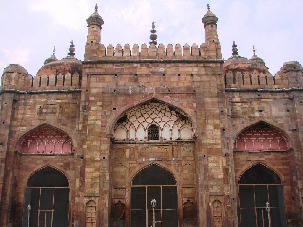 alamgir mosque