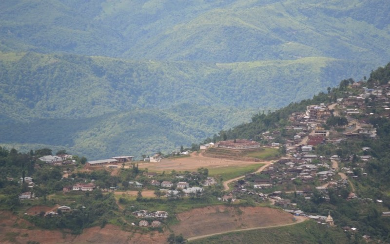Mokokchung Tourism and Travel Guide