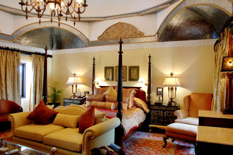 Most Luxurious Hotels In India