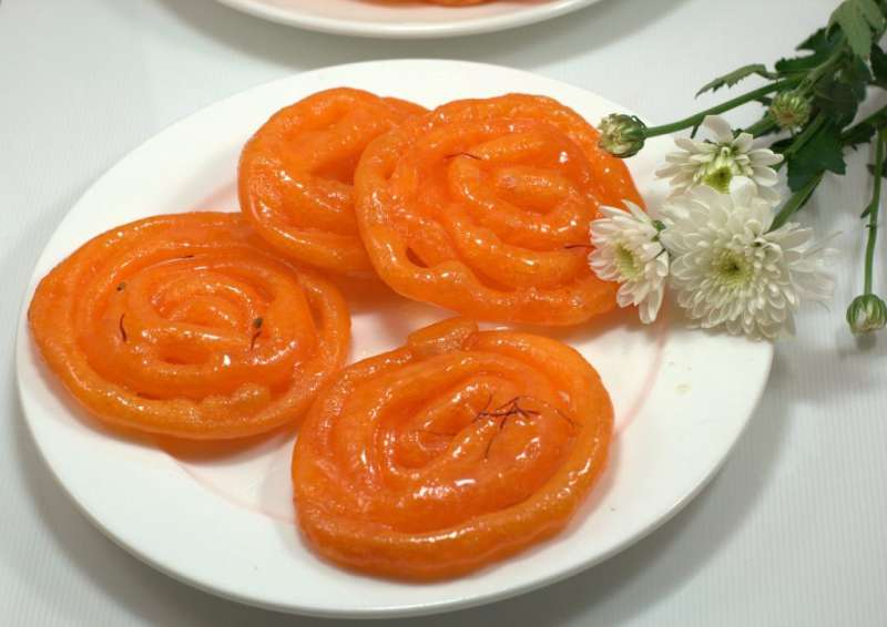 jalebi sweet snack from india