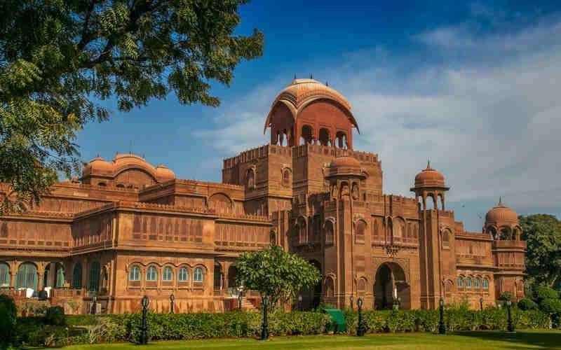 Beautiful Palaces of Rajasthan