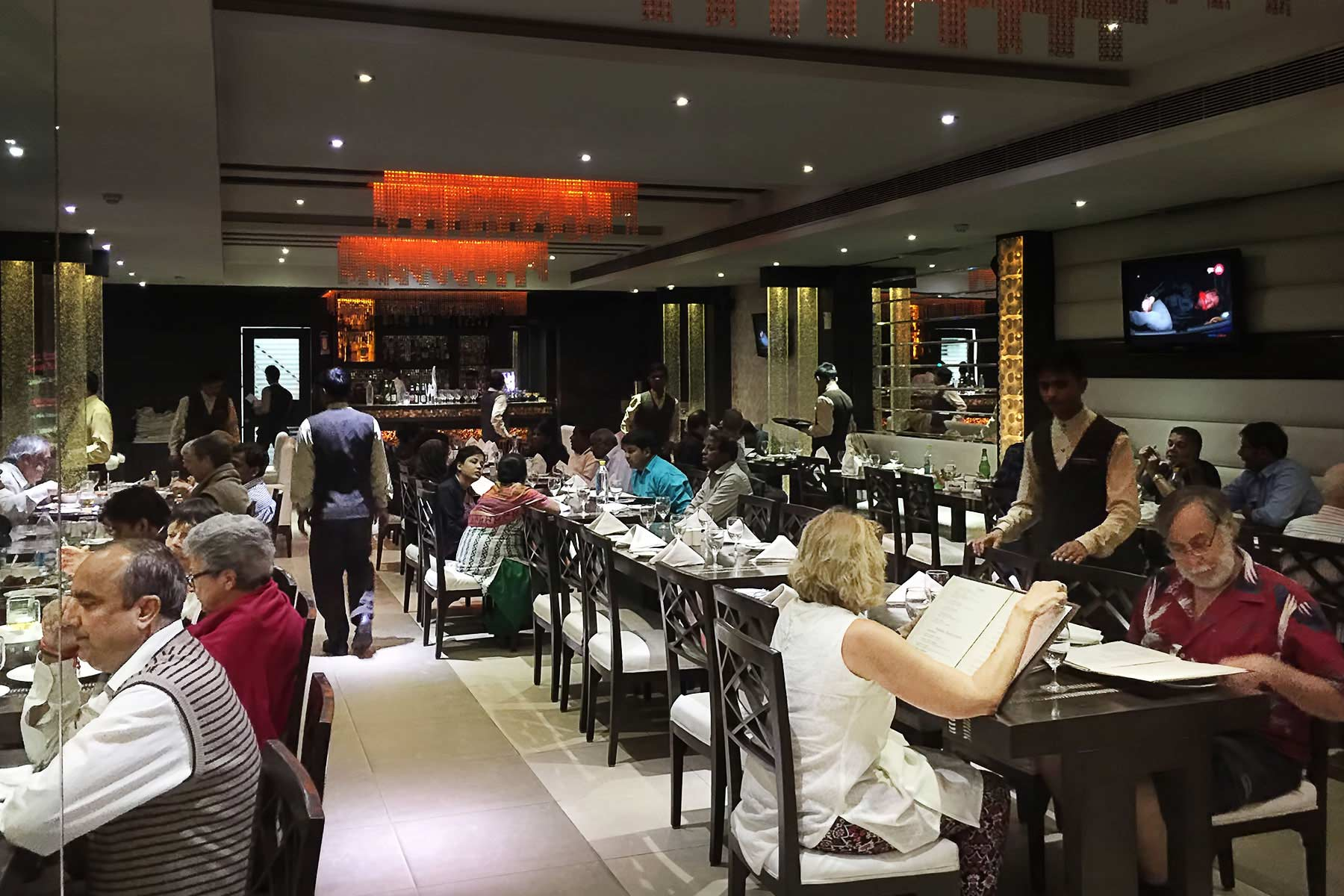 Agra Restaurants
