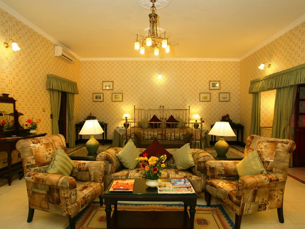 Gajner Palace Heritage hotels in Bikaner
