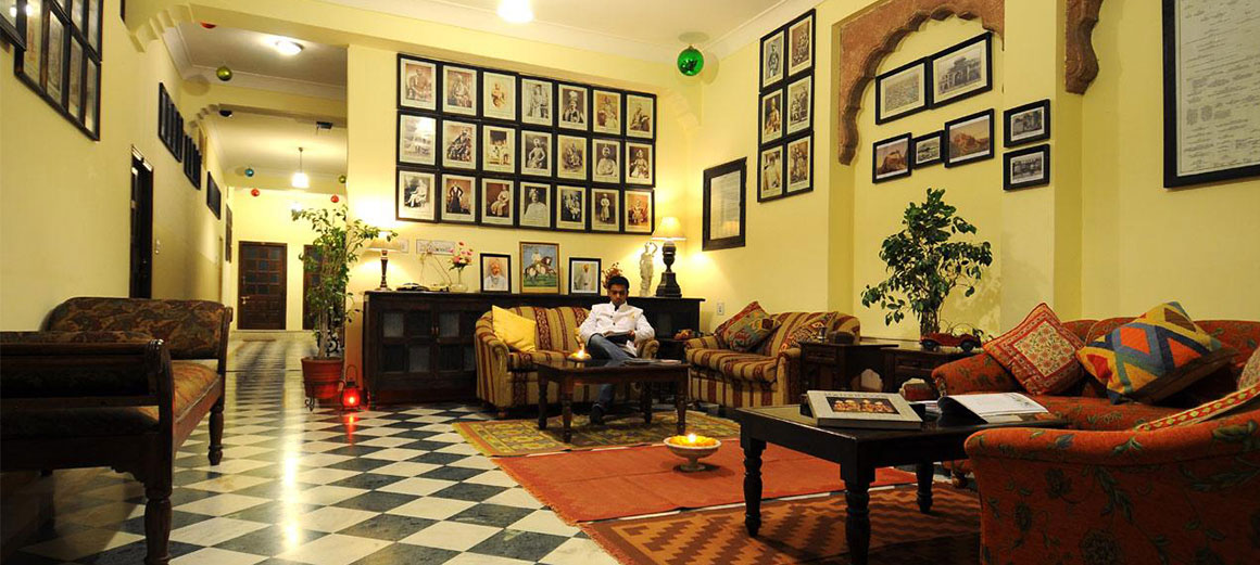 Haveli Inn-Pal Heritage Hotels in Jodhpur