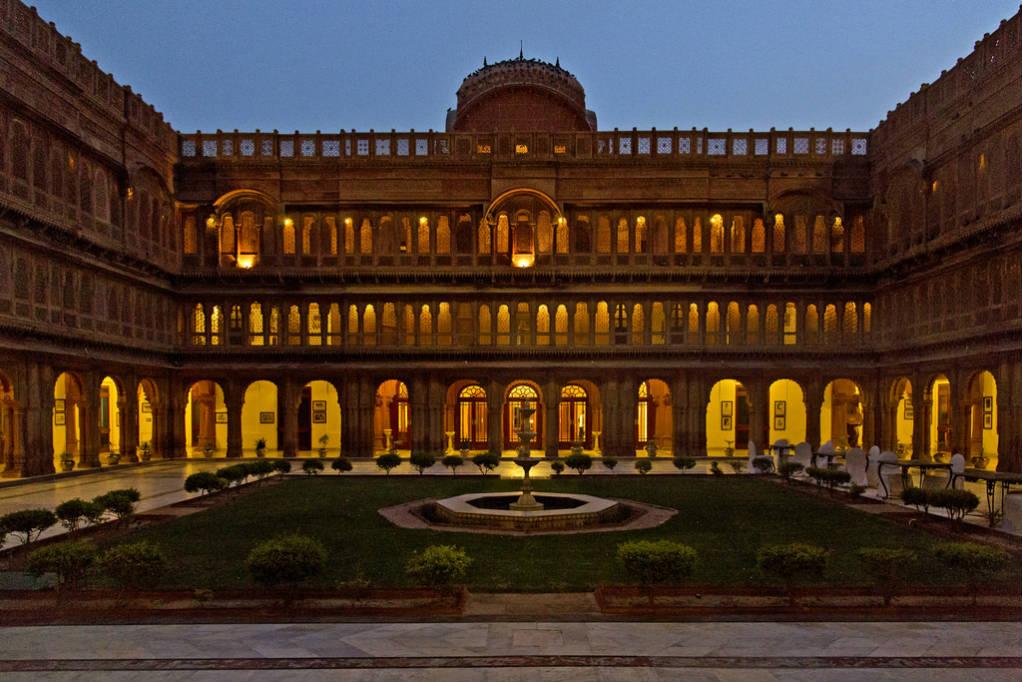Laxmi Niwas Palace Heritage hotels in Bikaner