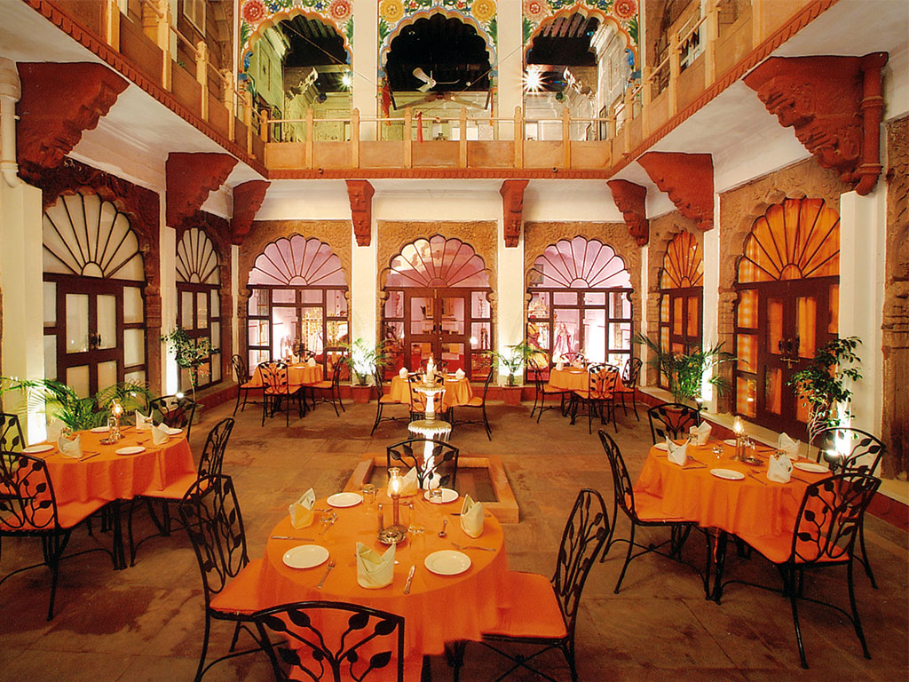 Pal Haveli Heritage Hotels in Jodhpur