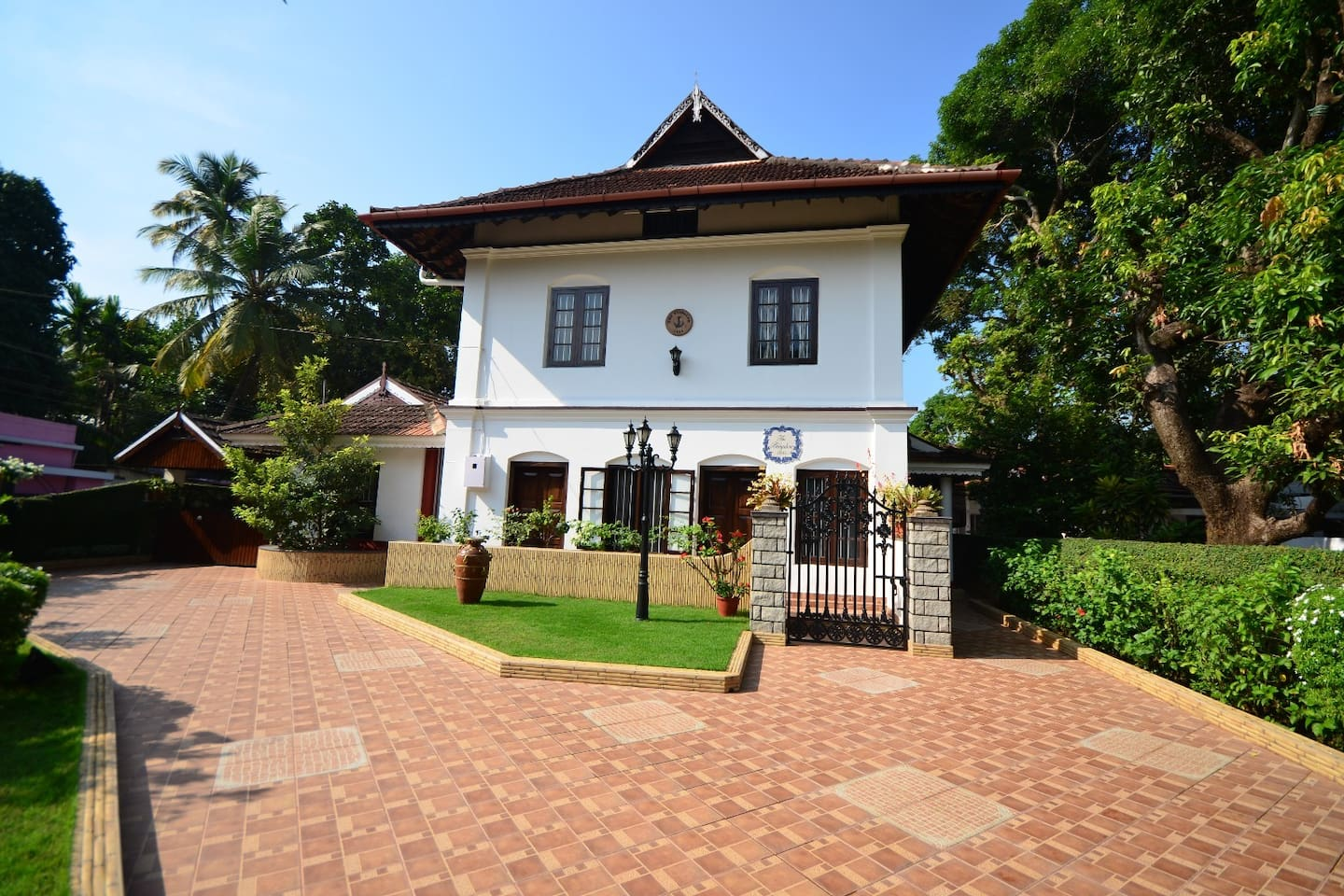 The Bungalow Heritage Homestay Kochi