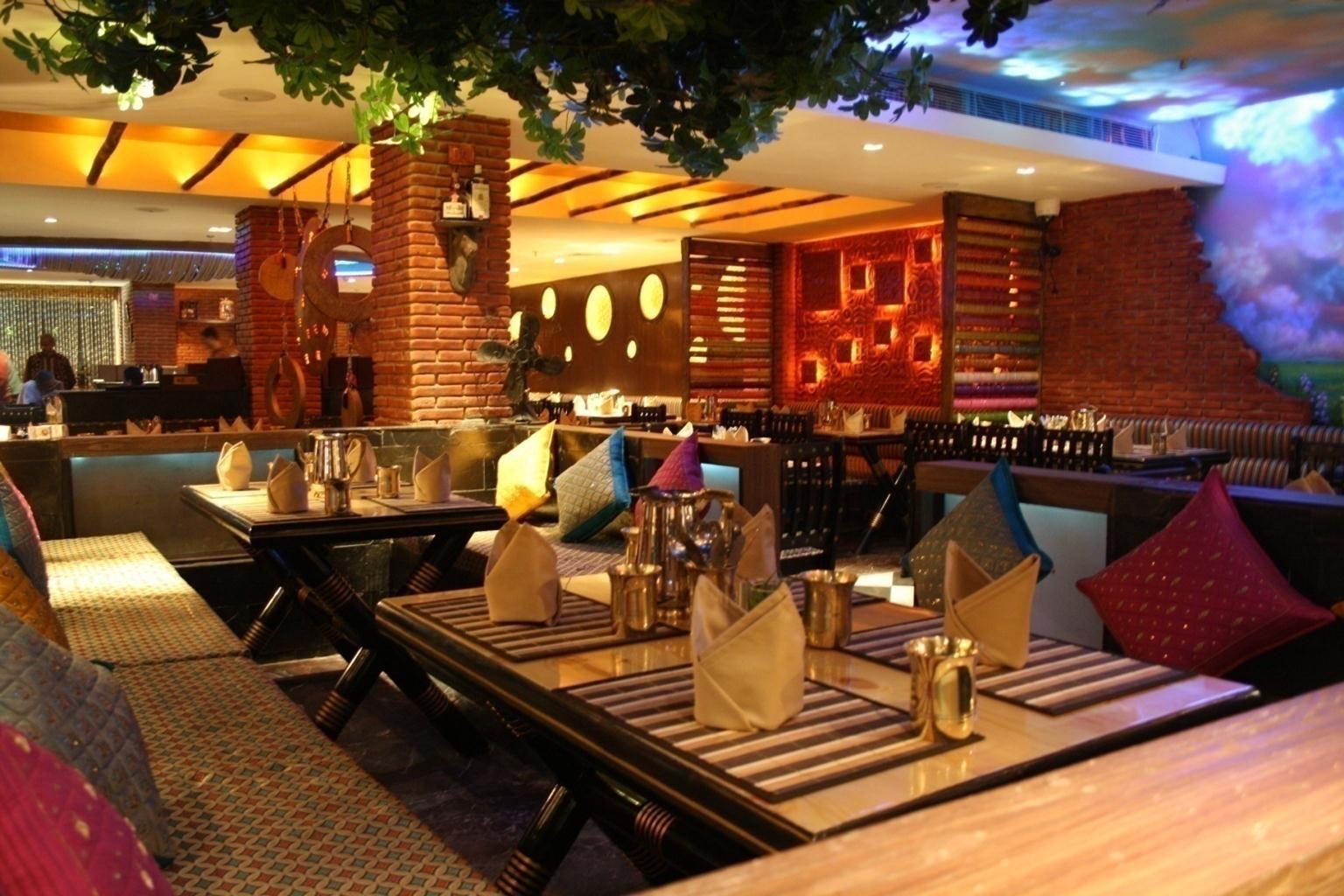 Restaurant Pind Baluchi agra