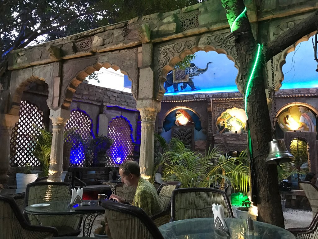 Restaurants of jodhpur