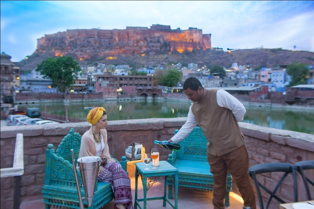 Best Restaurant of jodhpur