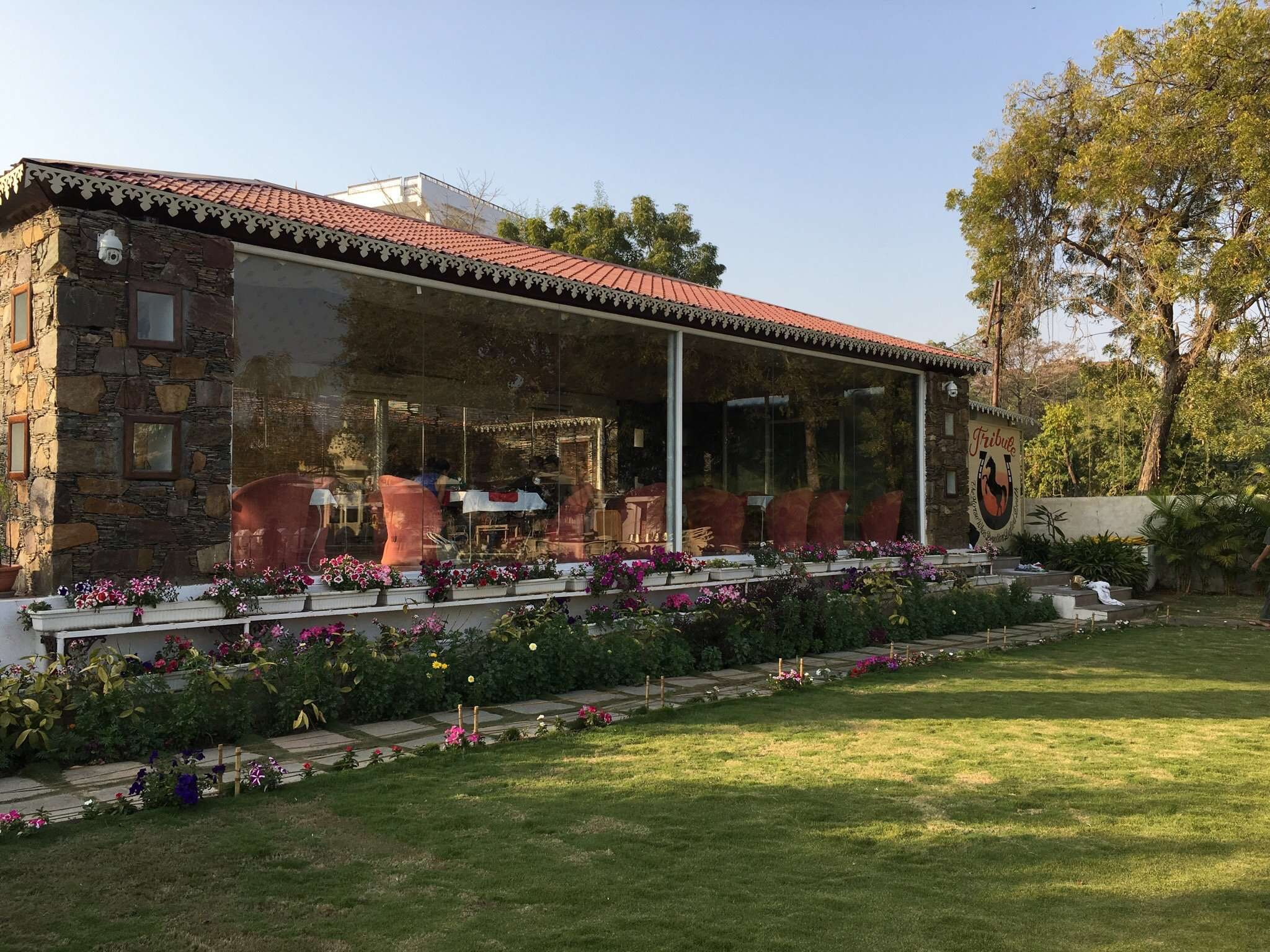 Tribute Restaurant of Udaipur