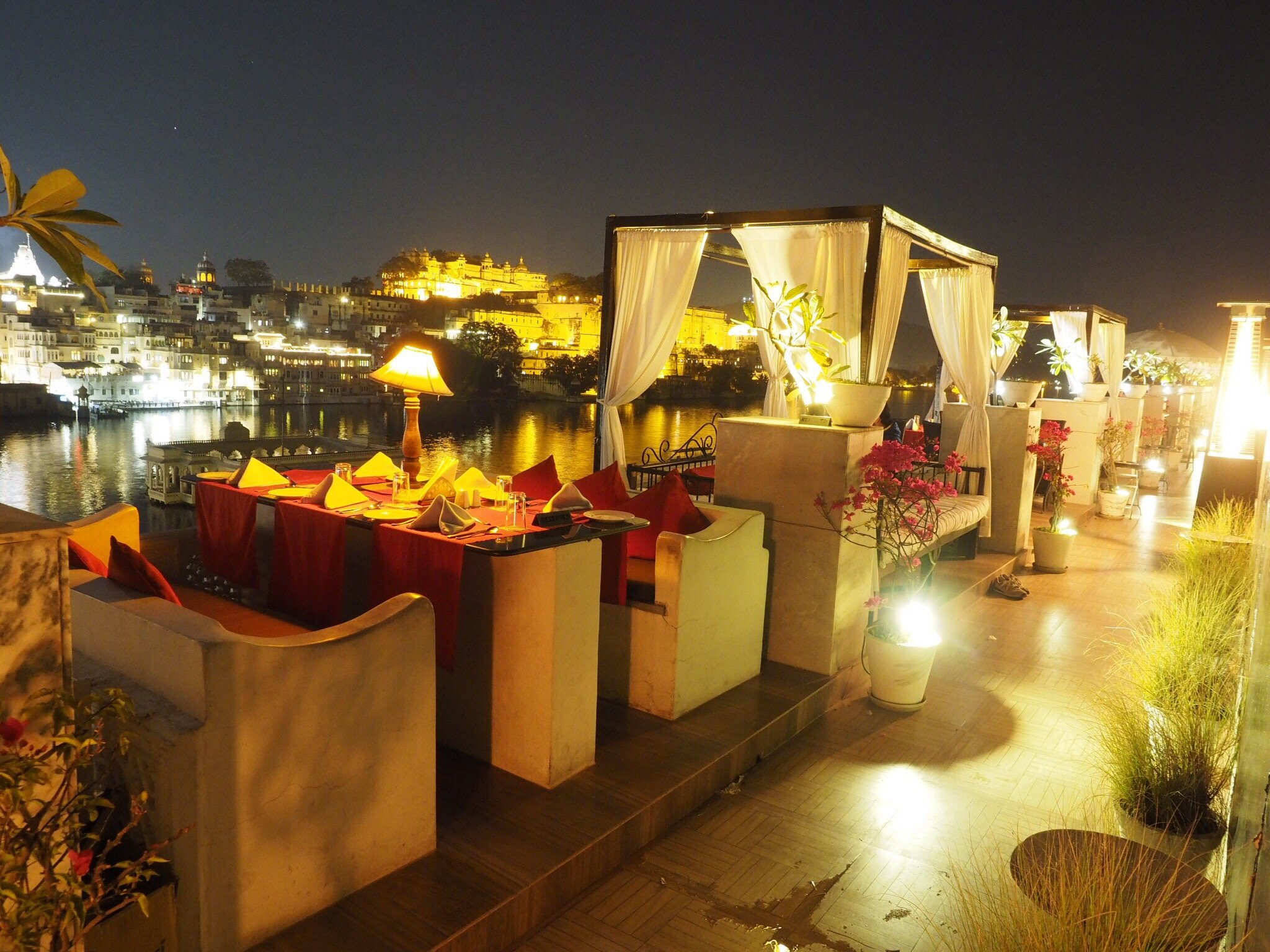 Upre Restaurant of Udaipur
