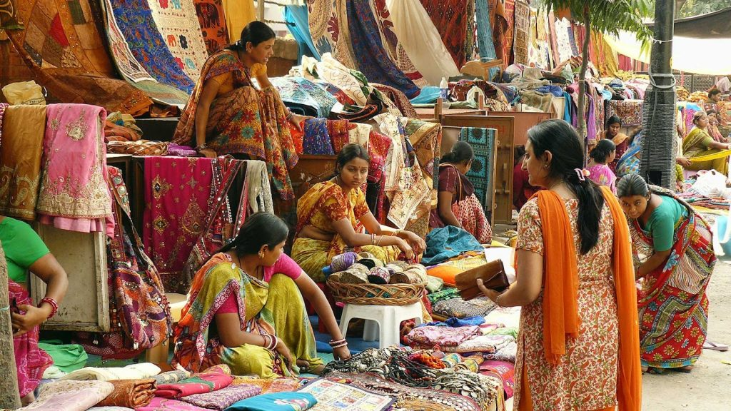 Famous marketplaces of Delhi 1