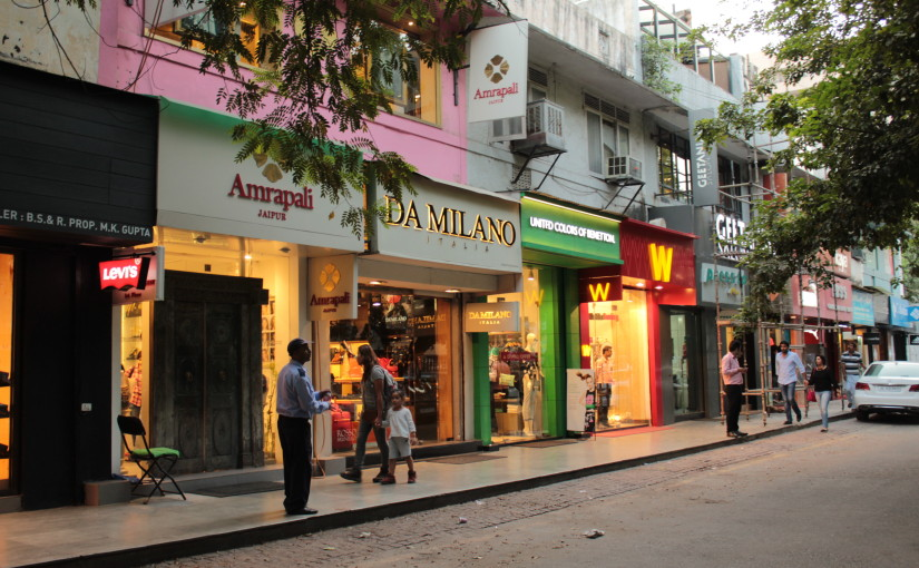 Famous marketplaces of Delhi 2