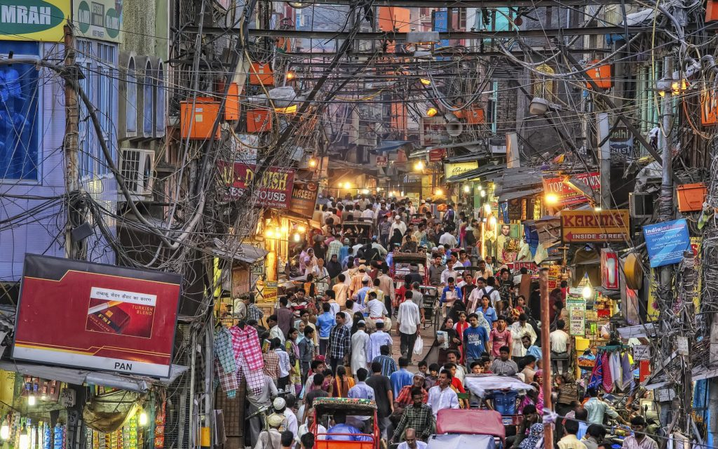 Famous marketplaces of Delhi 3