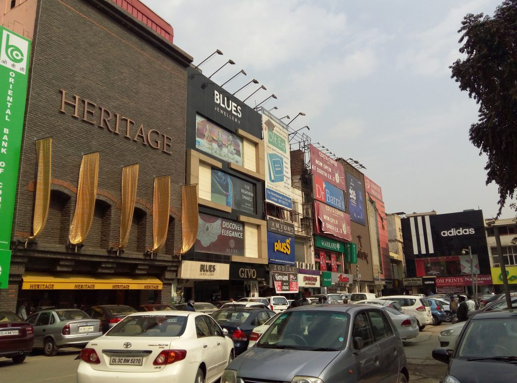 Famous marketplaces of Delhi 5