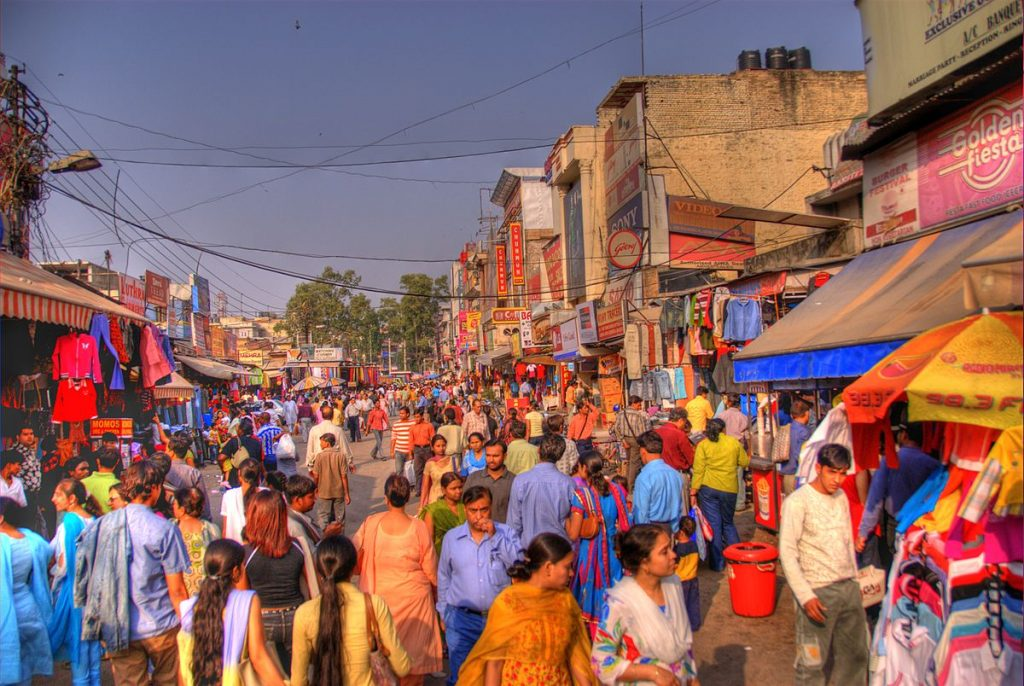 Famous marketplaces of Delhi 7