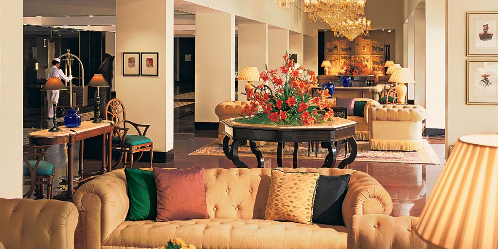 Top 10 luxury hotels in Delhi 16
