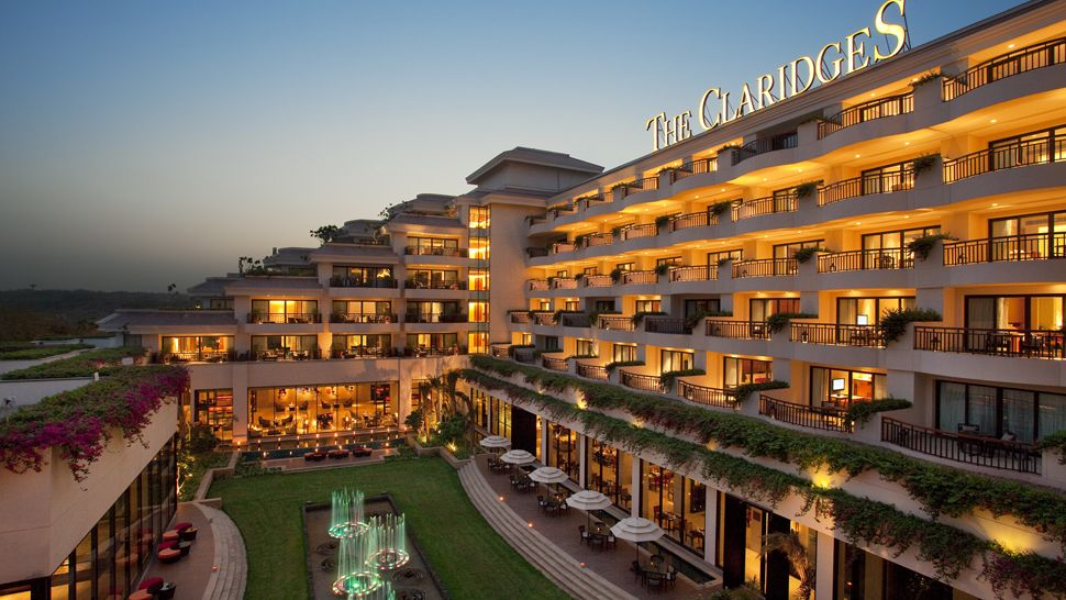 Top 10 luxury hotels in Delhi 17