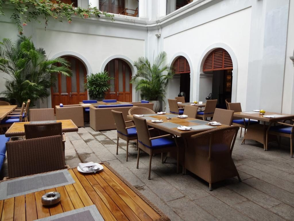 Best Restaurants in Puducherry