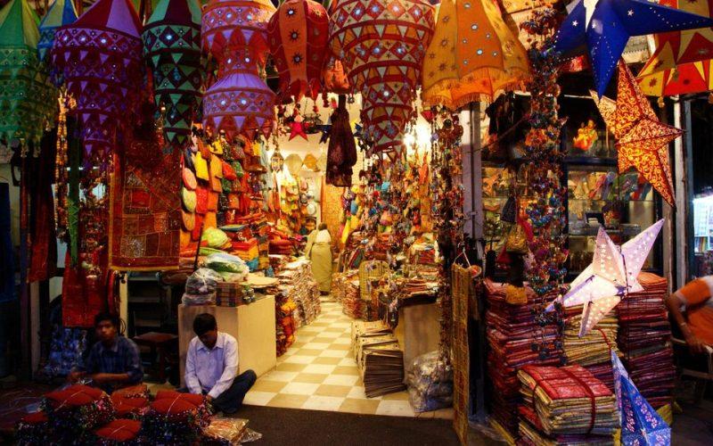 Famous Marketplaces of Delhi