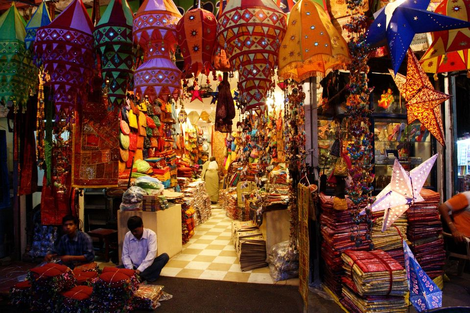 Famous Marketplaces of Delhi